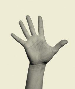 ניתוח בכף היד